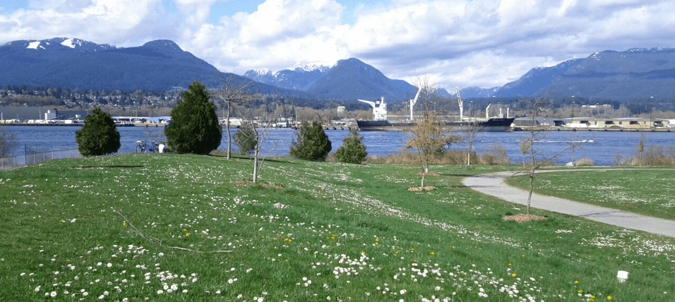 Vancouver Heights in East Vancouver