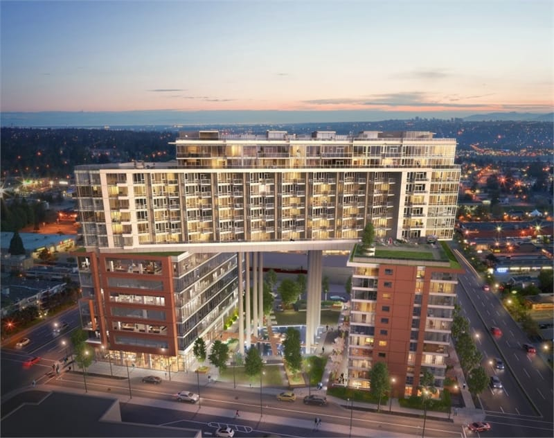 New apartment / condo development coming to East Vancouver
