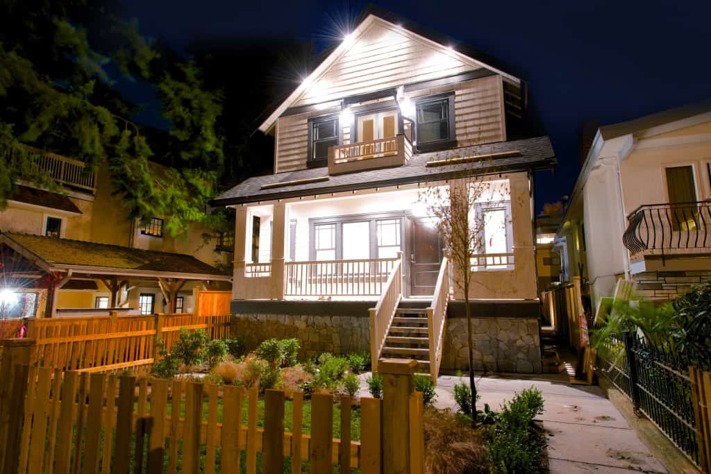 Half duplexes explained - East Vancouver