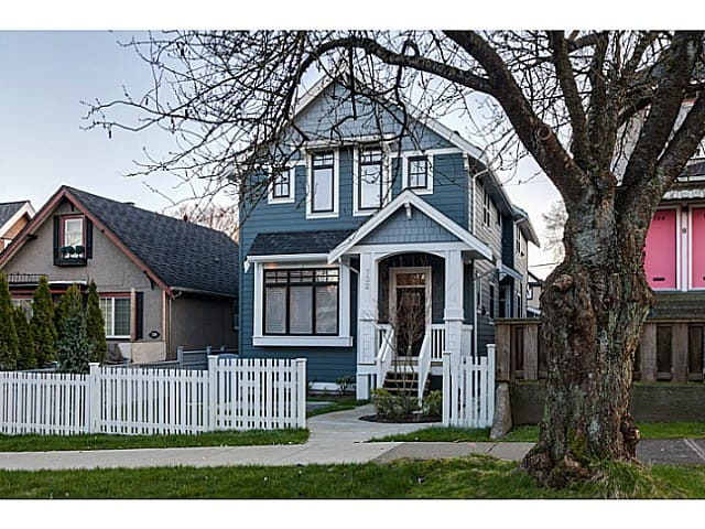 townhouse sales in east vancouver