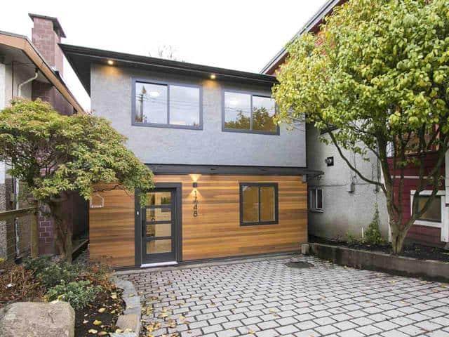 east van mcfadden street vancouver special renovation