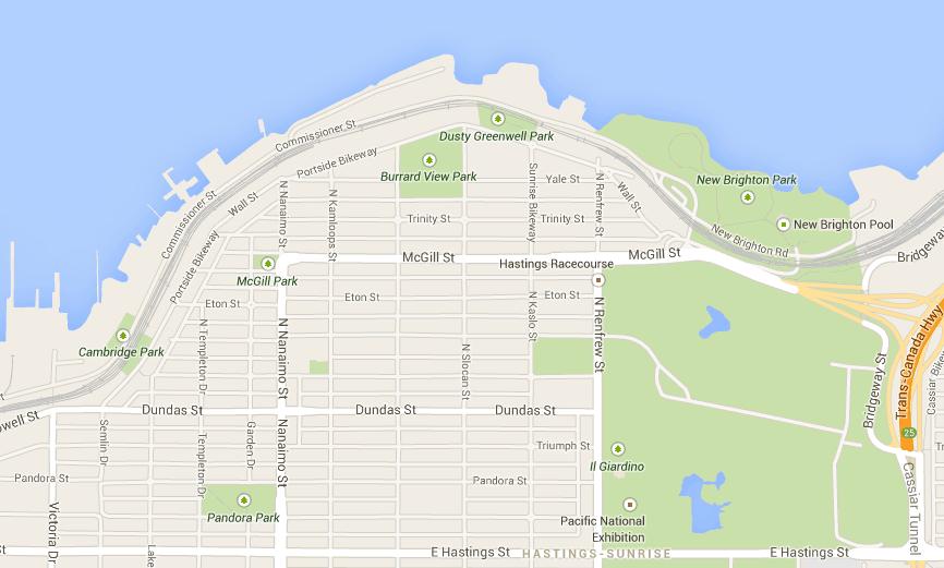 Vancouver Heights Neighbourhood in East Van