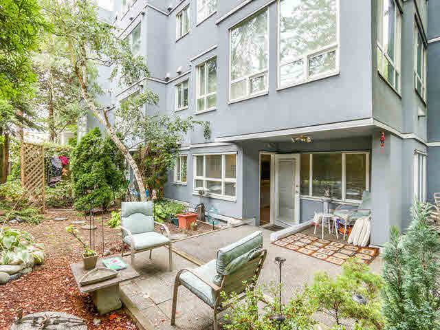 east van condo recently sold exterior