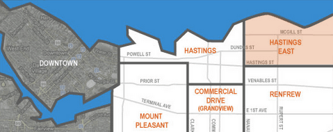 hastings east vancouver real estate