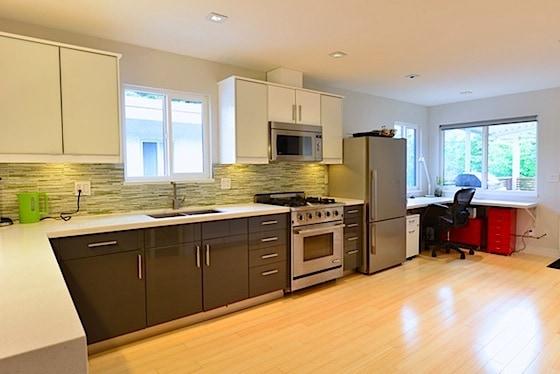 vancouver special kitchen renovation
