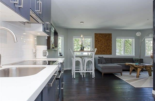370 carrall st east vancouver condo